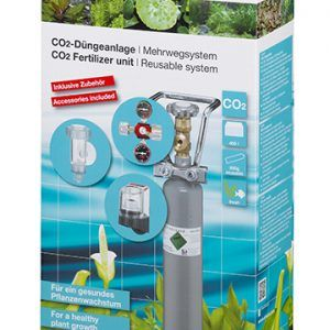equipo de co2 eheim co2 set 400
