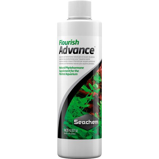 abono para acuario flourish advance250ml