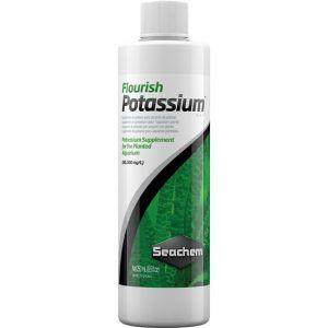 abono para acuario flourish potassium250ml