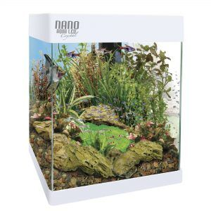 acuario kit nano aqualed