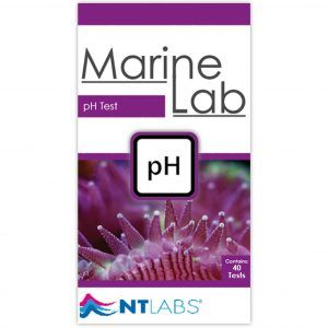 test ph acuario marino ntlabs